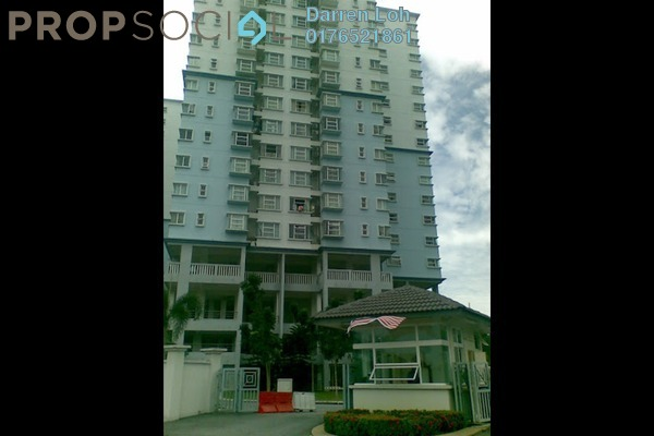 For Sale Condominium at Desa Impiana, Puchong Freehold Semi Furnished 3R/2B 385k
