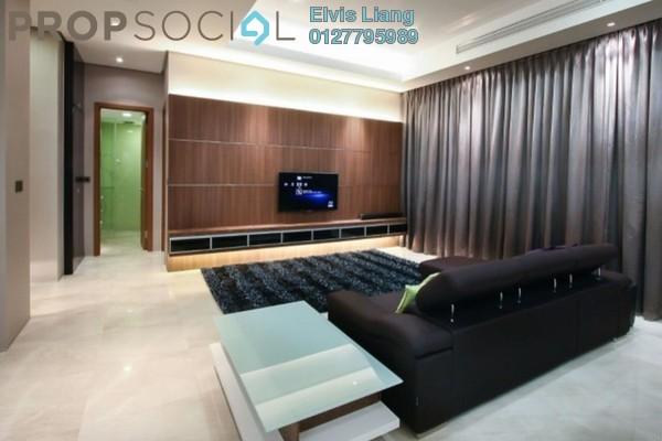For Sale Condominium at Vipod Suites, KLCC Freehold Fully Furnished 2R/2B 2m