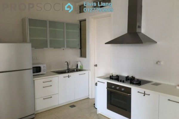 For Rent Condominium at Idaman Residence, KLCC Freehold Fully Furnished 3R/3B 5.2k