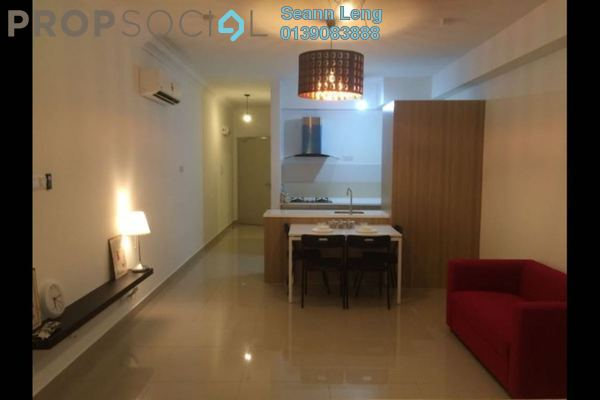 For Rent Condominium at Pacific Place, Ara Damansara Leasehold Fully Furnished 1R/1B 1.7k