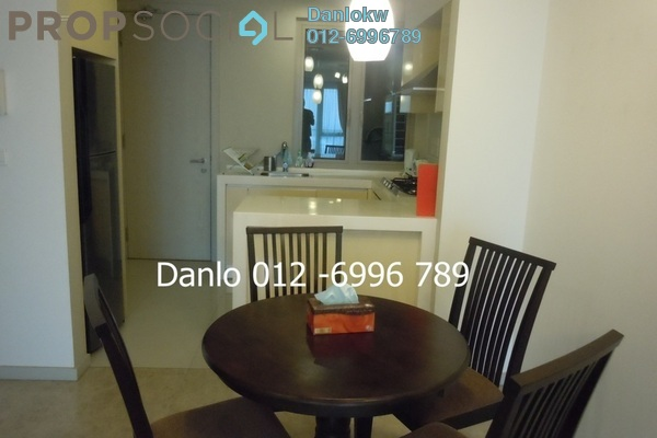 For Rent Condominium at myHabitat, KLCC Freehold Fully Furnished 3R/2B 5.8k