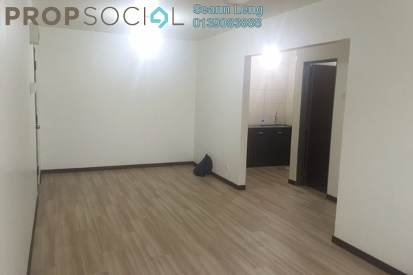 For Rent Apartment at Bayu Apartment, Damansara Damai Leasehold Semi Furnished 3R/2B 950translationmissing:en.pricing.unit