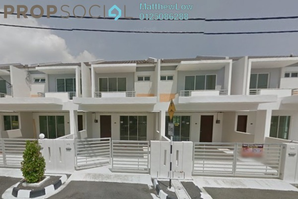 For Rent Terrace at Pearl Impian, Simpang Ampat Freehold Fully Furnished 4R/3B 1.1k