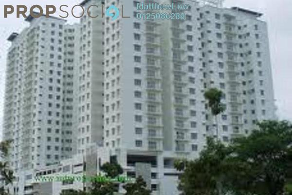 For Sale Condominium at Sea View Tower, Butterworth Freehold Unfurnished 3R/2B 340k