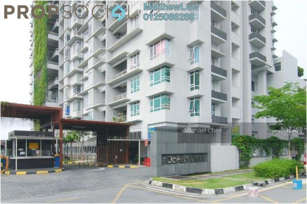 For Sale Condominium at Ocean View Residences, Butterworth Freehold Fully Furnished 3R/2B 418k