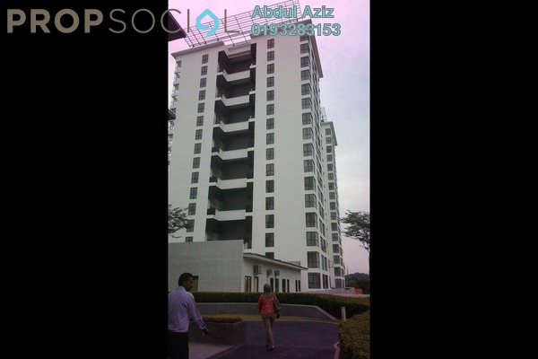 For Sale Condominium at Sawtelle Suites Cyberjaya, Cyberjaya Freehold Unfurnished 1R/1B 586k