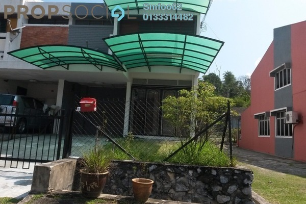 For Rent Terrace at Taman Melawati, Melawati Leasehold Unfurnished 3R/2B 1.9k