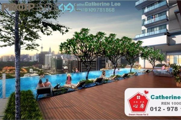 For Sale Condominium at Nadi Bangsar, Bangsar Freehold Unfurnished 0R/1B 620k