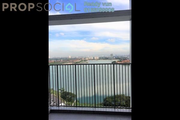 For Sale Condominium at The Wharf, Puchong Leasehold Unfurnished 4R/2B 485k