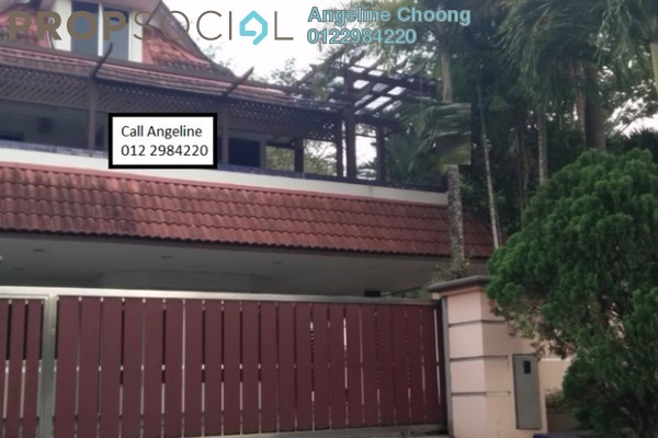 For Rent Terrace at Taman Bukit Utama, Bukit Antarabangsa Leasehold Semi Furnished 4R/3B 2.8k