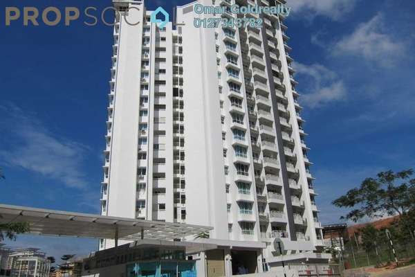 For Sale Condominium at 3 Residen, Melawati Freehold Unfurnished 4R/2B 750k