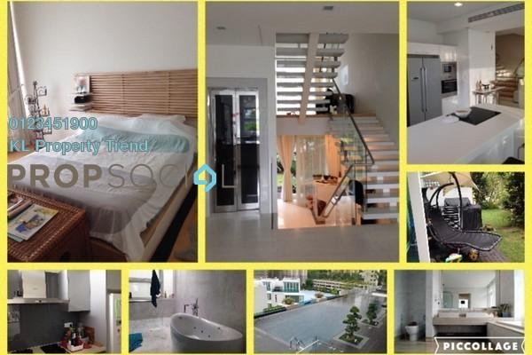 For Sale Villa at Kiara 9, Mont Kiara Freehold Semi Furnished 5R/6B 4.06m