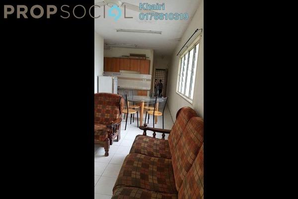For Sale Apartment at Flora Damansara, Damansara Perdana Leasehold Fully Furnished 3R/2B 140k