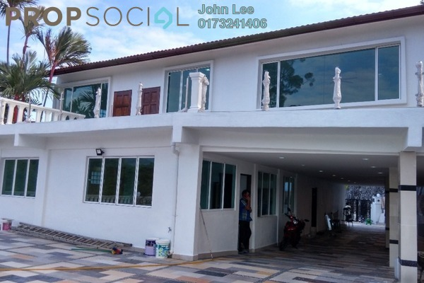For Rent Terrace at Taman Zooview, Ukay Freehold Semi Furnished 5R/4B 6k