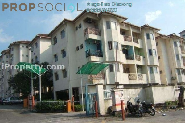 For Rent Condominium at Rose Vista, Ampang Leasehold Unfurnished 3R/2B 1.38k
