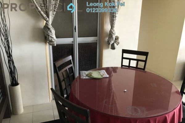 For Rent Apartment at Vistaria, Puchong Freehold Fully Furnished 3R/2B 1.05k