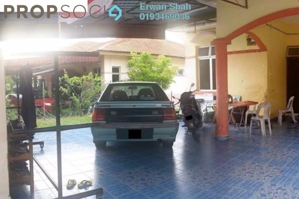 For Sale Semi-Detached at Taman Tuanku Jaafar, Senawang Freehold Unfurnished 4R/3B 380k