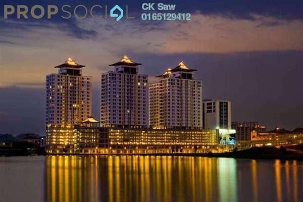 For Rent Condominium at The Heritage, Seri Kembangan Leasehold Fully Furnished 1R/1B 1.2k