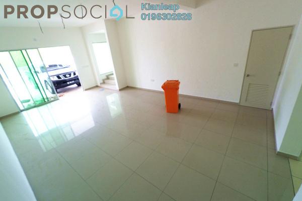For Rent Terrace at Taman Nusari Aman, Bandar Sri Sendayan Freehold Unfurnished 4R/3B 1k