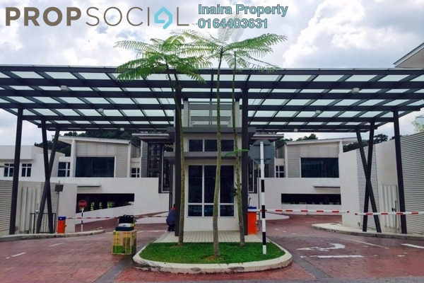 For Sale Condominium at Saville @ The Park, Pantai Freehold Semi Furnished 4R/3B 1.05m