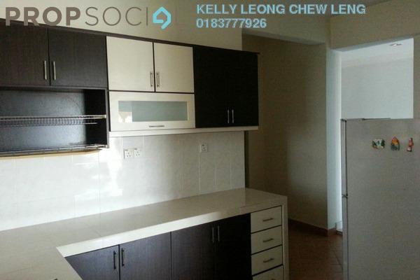For Rent Condominium at La Vista, Bandar Puchong Jaya Freehold Semi Furnished 4R/3B 1.6k