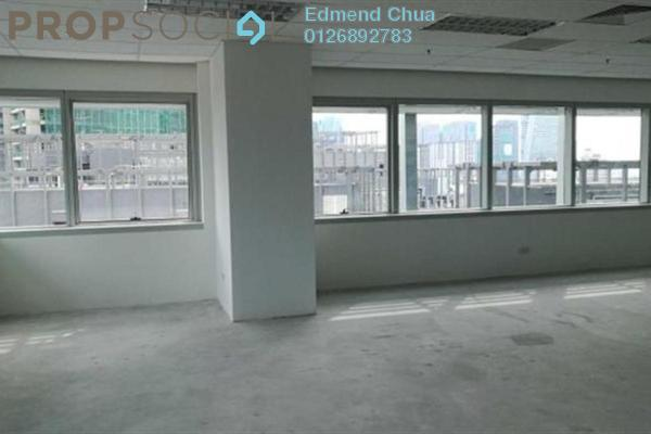 For Sale Office at KL Eco City, Mid Valley City Leasehold Unfurnished 0R/0B 1.93m