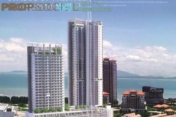 For Sale Condominium at Jazz Residence, Seri Tanjung Pinang Freehold Semi Furnished 2R/3B 1.15m