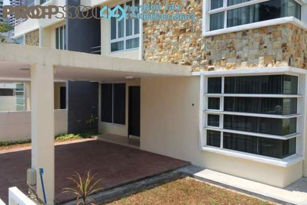 For Sale Semi-Detached at Ferringhi Heights, Batu Ferringhi Freehold Semi Furnished 4R/4B 2.5m
