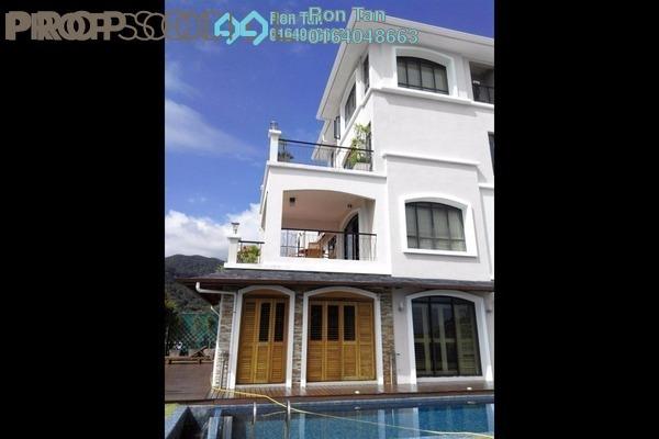 For Sale Bungalow at Moonlight Bay, Batu Ferringhi Freehold Semi Furnished 4R/8B 5.3m