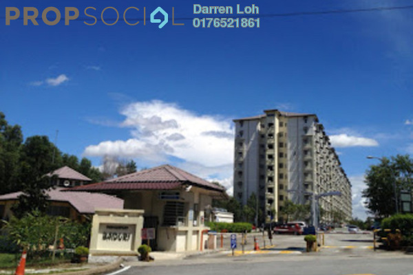 For Rent Condominium at Baiduri Courts, Bandar Bukit Puchong Freehold Unfurnished 3R/2B 900translationmissing:en.pricing.unit
