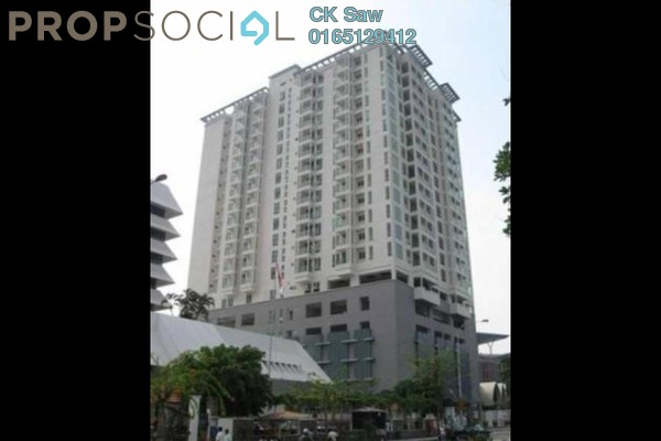 For Sale Condominium at 231 TR, KLCC Freehold Semi Furnished 1R/1B 620k