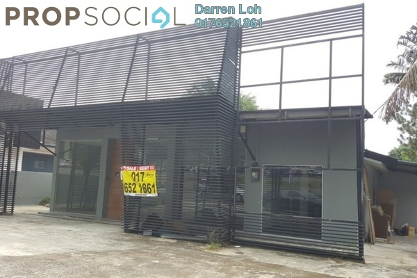 For Rent Shop at Section 12, Petaling Jaya Leasehold Semi Furnished 5R/3B 9.5k