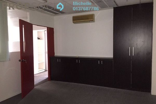 For Rent Office at Plaza Mont Kiara, Mont Kiara Freehold Semi Furnished 4R/1B 4.1k