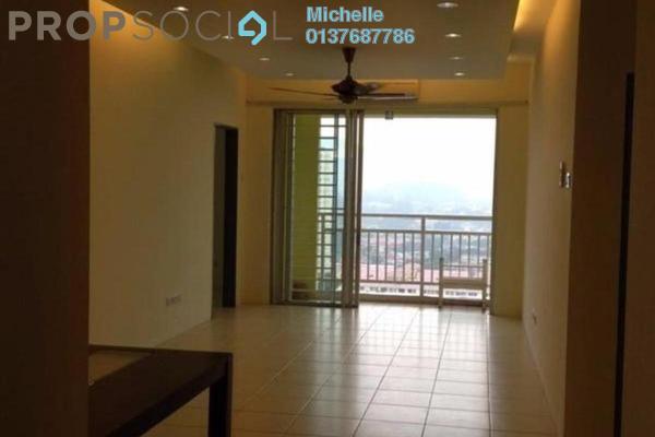 For Sale Condominium at Platinum Lake PV10, Setapak Leasehold Unfurnished 4R/2B 480k