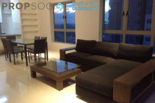 For Rent Condominium at 6 Ceylon, Bukit Ceylon Freehold Fully Furnished 2R/1B 3.3k