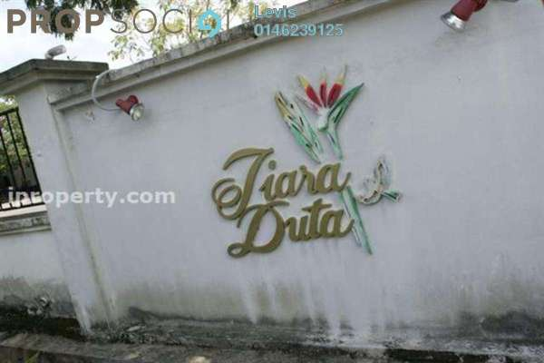 For Sale Condominium at Tiara Duta, Ampang Leasehold Fully Furnished 3R/2B 395k