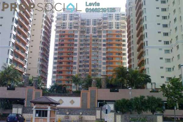 For Rent Condominium at East Lake Residence, Seri Kembangan Leasehold Fully Furnished 3R/2B 2k