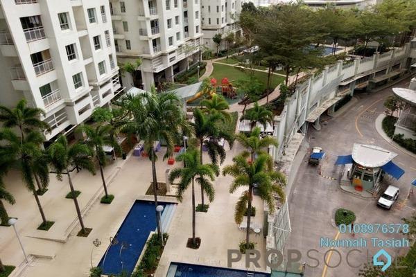 For Sale Condominium at Metropolitan Square, Damansara Perdana Leasehold Semi Furnished 3R/2B 643k