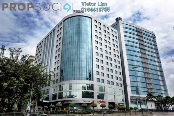 For Rent Office at Wisma UOA Damansara II, Damansara Heights Freehold Unfurnished 0R/0B 88.4k
