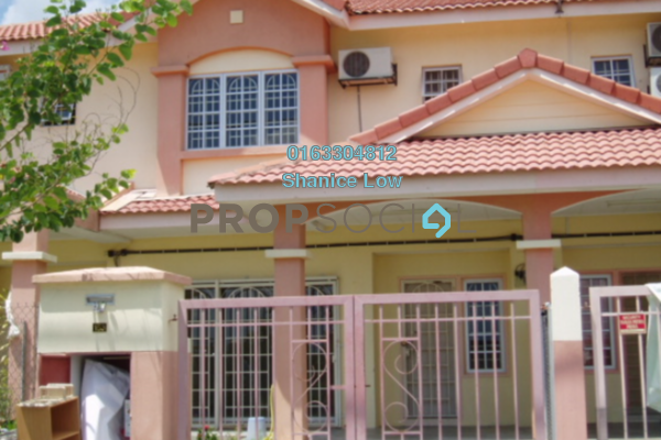 For Sale Terrace at PP 5, Taman Putra Prima Freehold Unfurnished 4R/3B 530k