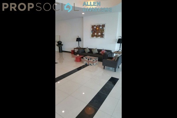 For Rent Condominium at The Rafflesia, Damansara Perdana Leasehold Fully Furnished 2R/2B 1.8k