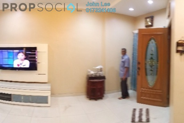 For Sale Semi-Detached at Taman Sentul Jaya, Sentul Freehold Fully Furnished 4R/5B 1.55m