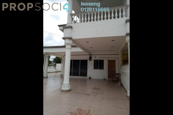 For Rent Terrace at Taman Sungai Jati, Klang Freehold Unfurnished 4R/3B 1.3k