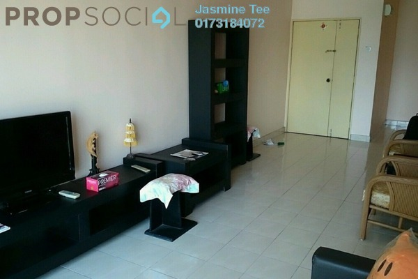 For Rent Apartment at Sri Pinang Villa, Pandan Indah Freehold Fully Furnished 3R/2B 1.35k