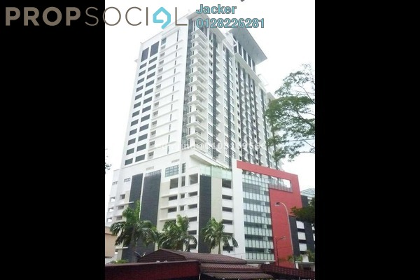 For Rent SoHo/Studio at Pertama Residency, Cheras Leasehold Semi Furnished 1R/1B 1.6k