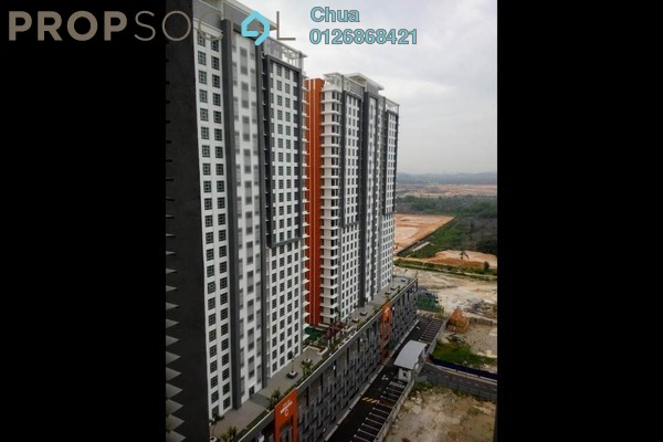 For Sale Condominium at The Arc, Cyberjaya Freehold Fully Furnished 3R/2B 369k