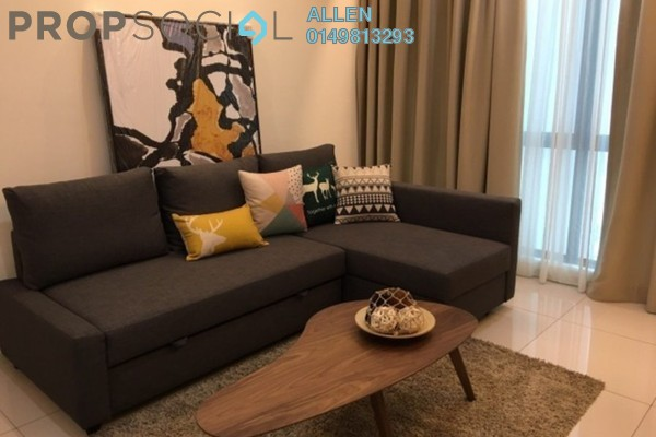 For Rent Condominium at Impiana Residences, Iskandar Puteri (Nusajaya) Freehold Fully Furnished 1R/1B 1.6k