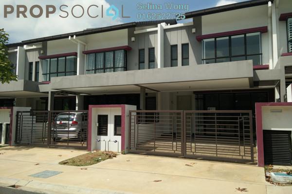 For Sale Terrace at Cogan, Bandar Bukit Raja Freehold Unfurnished 4R/3B 730k