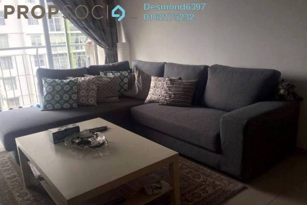 For Sale Condominium at Midfields, Sungai Besi Leasehold Semi Furnished 3R/2B 560k