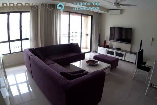 For Sale Condominium at Casa Kiara II, Mont Kiara Freehold Fully Furnished 4R/3B 1.2m